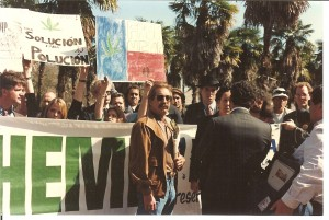 Arlin Troutt U.S. Hemp San Antonio Drug Summit 1992